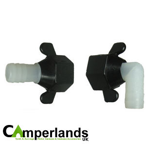 Shuflo Water Pump Connectors 1/2""
