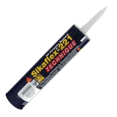 Sikaflex 221 Adhesive Sealant - 310ml Black