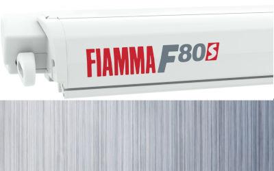 Fiamma F80S 450 - Polar White / Royal Blue