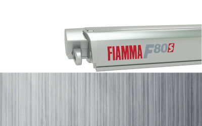 Fiamma F80S 400 - Titanium / Royal Grey