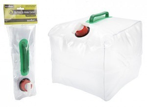 Summit 15 Litre Fold up Water Carrier