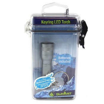 Urban Practicals LED Torch with Battery (W/Proof Box)