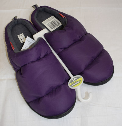Summit Camping & Garden Slipper / Mule - Purple XXL