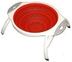 Sunncamp Collapsible Colander with Legs