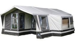 Sunncamp Holiday 400 Trailer Tent