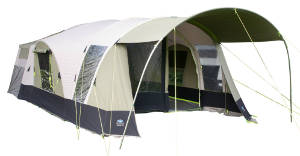 Sunncamp Holiday 550 Trailer Tent