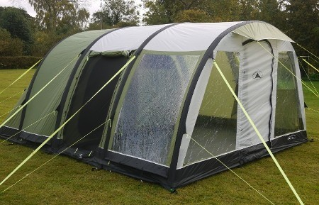 Sunncamp Invadair 600 Inflatable Tent