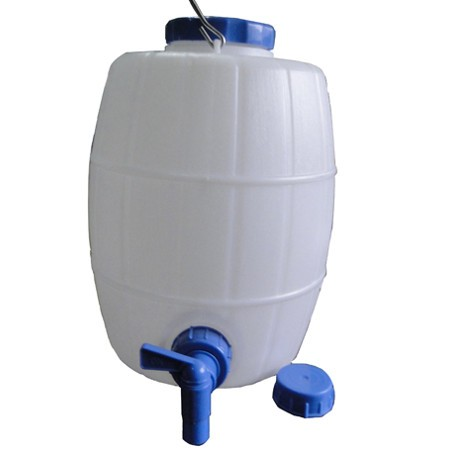 Water Keg with Tap - 15L