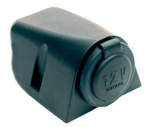 Surface Mounted 12 Volt Cigar Socket