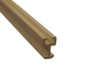 Swish Nylon Glyde Curtain Rail Track
