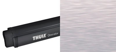 Thule Omnistor 4900 (2.60 x 2.00) - Anthracite / Mystic Grey