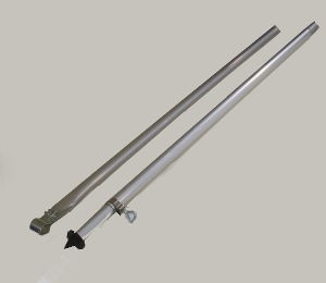 Aluminium Storm Adjustable Pole 170/260cm