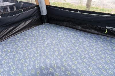 Insulated Fleece Carpet - Travel Pod Cross AIR