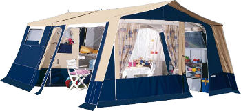 Trigano Oceane Trailer Tent