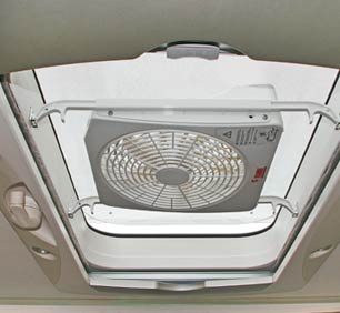Fiamma Turbo-Kit Fan