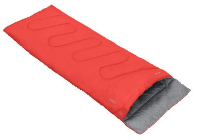 Vango Ember Single Sleeping Bag - Hot Coral