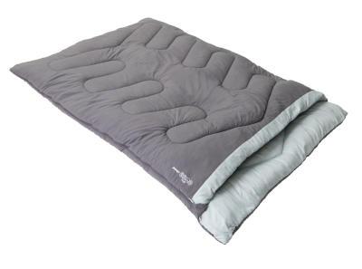 Vango Flare Double Sleeping Bag Nocturne Grey