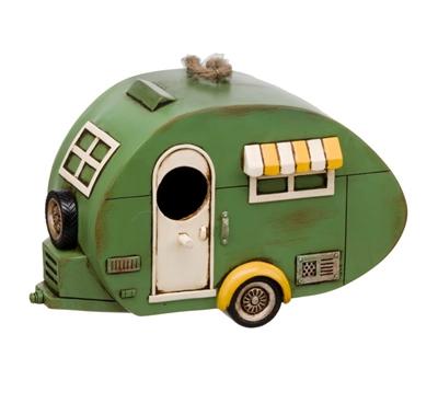 Birdhouse 30's Vintage Caravan