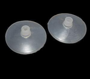 Plastic Rain Cowls x 2
