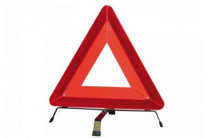 Warning Triangle EU Approved MP120