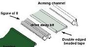 Drive-away Fixing Kits