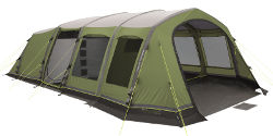 Outwell Corvette 7AC Family Tent - 2018