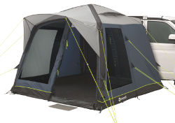 Outwell Milestone Pace AIR Campervan Awning