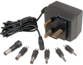 Vision Plus12v DC  Mains Adaptor