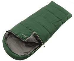 Outwell Campion Lux Single Sleeping Bag - Green