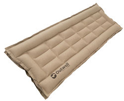 Outwell Air Bed Box Single - Rubber Cotton Air Bed