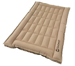 Outwell Air Bed Box Double - Rubber Cotton Air Bed