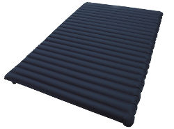 Outwell Reel Double Ribbed Airbed