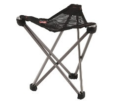 Robens Geographic Stool - Grey / Black