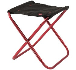 Roben Discovery Folding Stool In Grey