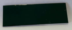 Number Plate Pad - 75mm x 25mm