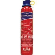 ABC 600g Fire Extinguisher