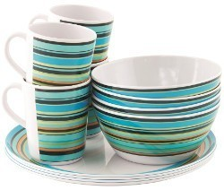 Easy Camp Java 4 Person Melamine Set