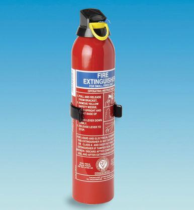 Fire Extinguisher - 950g BC Powder