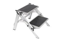 Kampa Folding Double Step - Aluminium