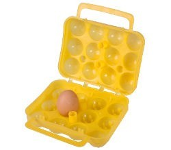 Kampa Egg Carry Case - 12 Eggs