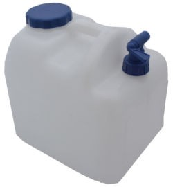 Water Carrier with Moulded handle and Tap - 23L