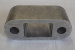 Aluminium Towball Spacer - 2 Inch