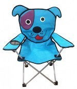 Kids Rufus the Dog camping chair
