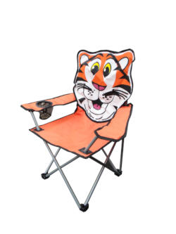Sunncamp Childrens Animal Chair Tiger