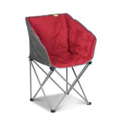 Kampa Tub Bucket Camping Chair - Red