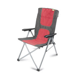 Kampa Consul Folding Chair Red