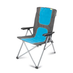 Kampa Consul Folding Chair Blue