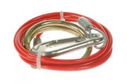 Breakaway Cable 1M For Braked Units