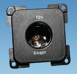 C-Line 12 Volt Only Socket