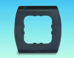 C-Line 1 Way Face Plate - Round Edge